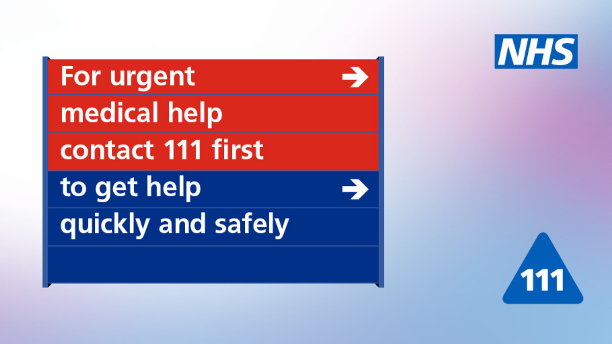 NHS 111 First service provides Londoners with urgent and emergency care in the right place, at the right time